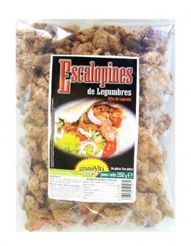 ESCALOPINES DE LEGUMBRES 250GR