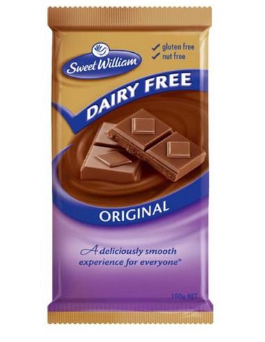 CHOCOLATE ORIGINAL 100 GR (SWEET WILLIAMS)
