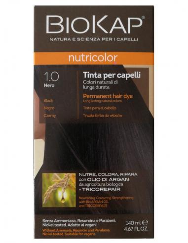TINTE BIOKAP 1.0 NEGRO 140 ML
