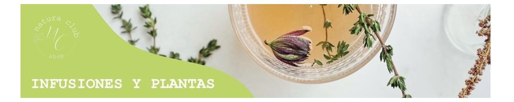 Natura Club Shop· Infusiones, tés, y plantas
